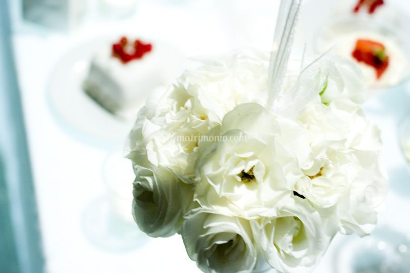Flowers & pastry