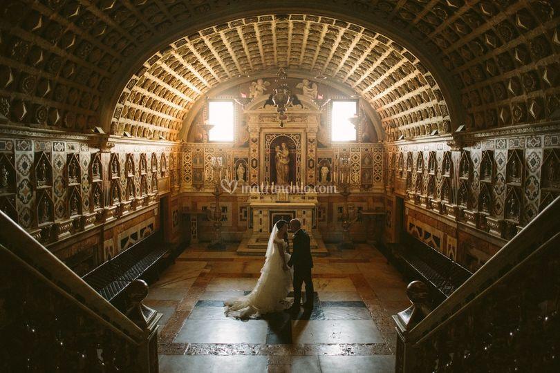 Cerimonia nuziale Cattedrale