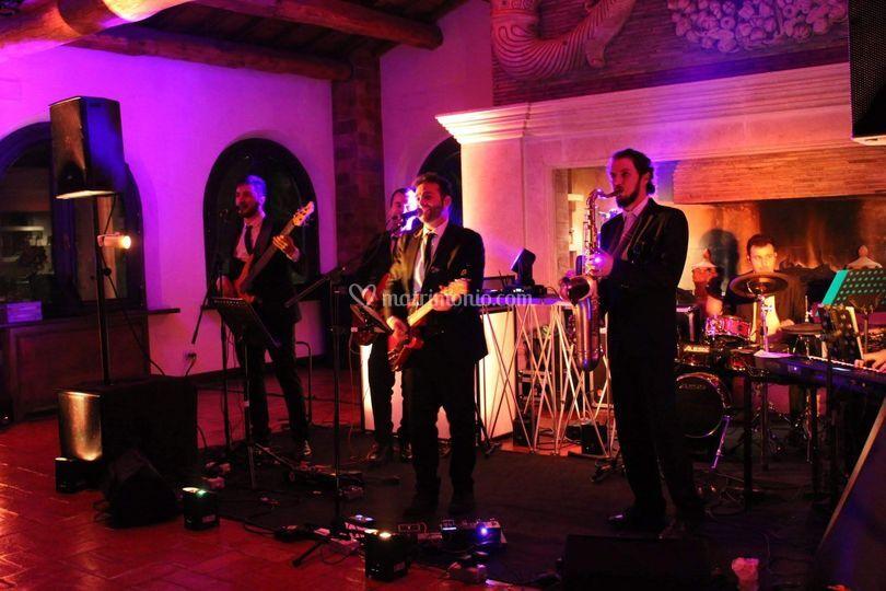 Blenders Band Sax & Dj