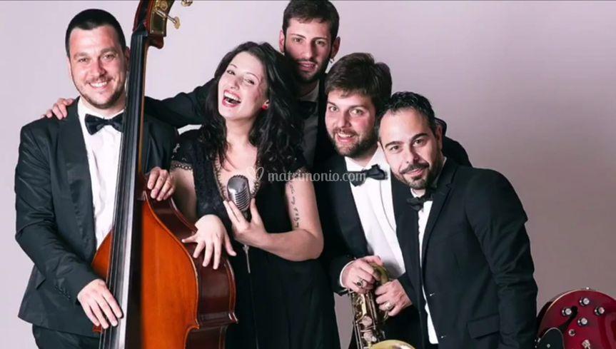 Quartet swing