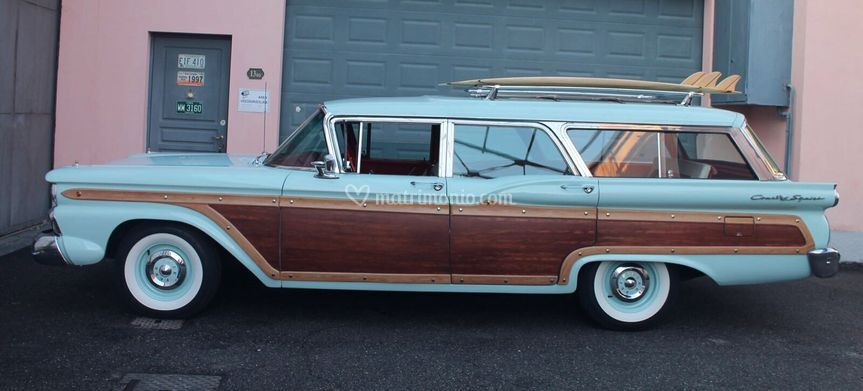 Ford Country Squire SW 1959