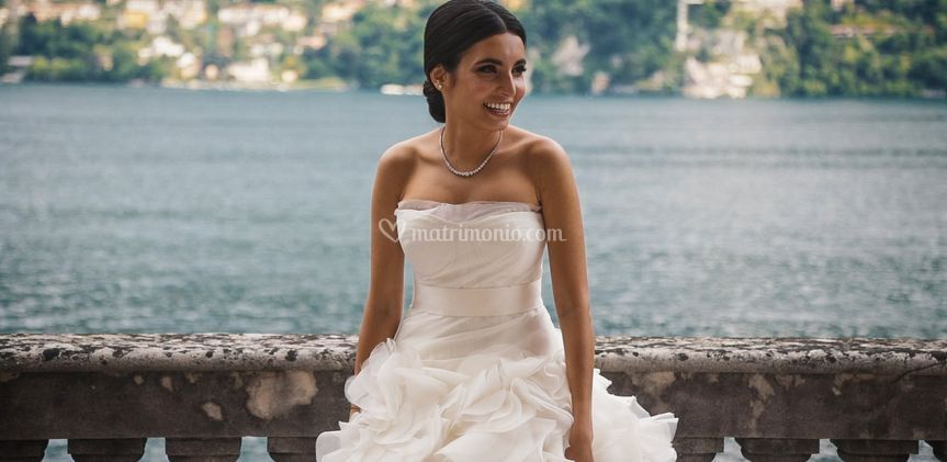 Frame video - abito sposa