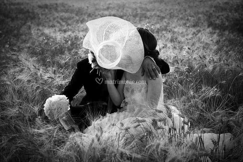 Nel campo di grano ...