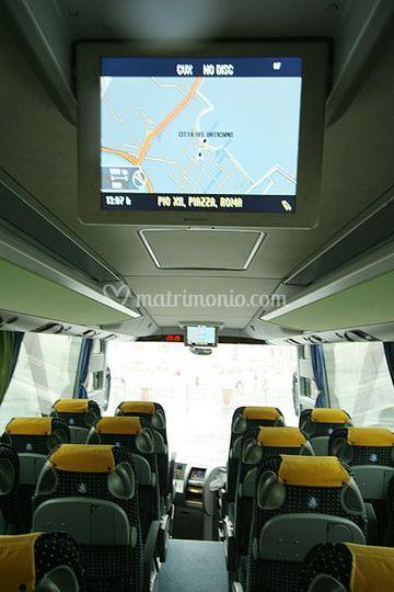 Rossi bus for Interno autobus