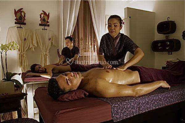 Hapa aroma massaggio