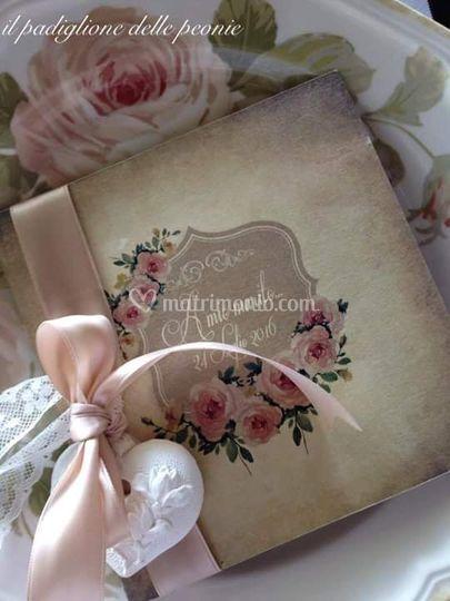 image Petite fleur vintage loops