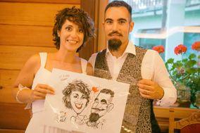 Caricaturista per eventi - Sbrò