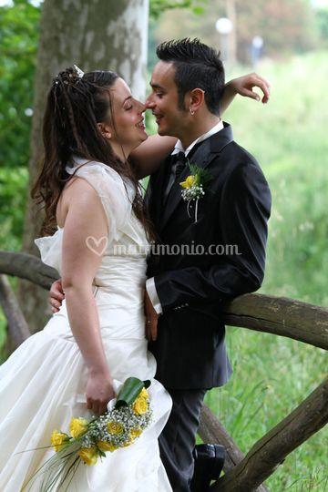 Sposi a  Vicopisano