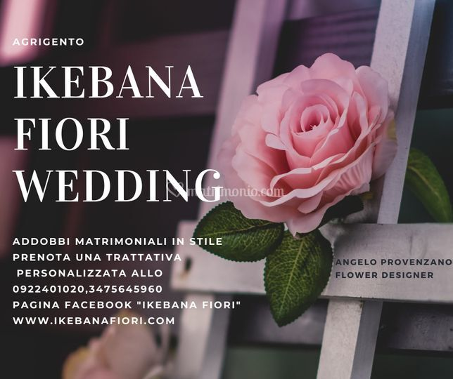 IKEBANA FIORI WEDDING