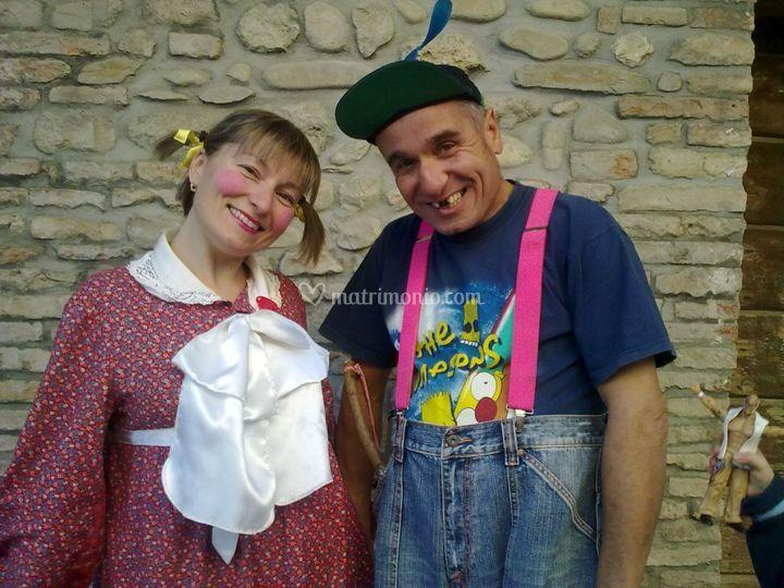 Pina e Gulliver