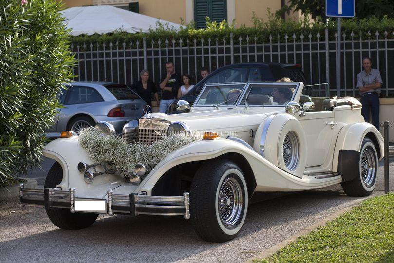 Auto Matrimonio Toscana : Noleggio excalibur prato di emanuel limousine e