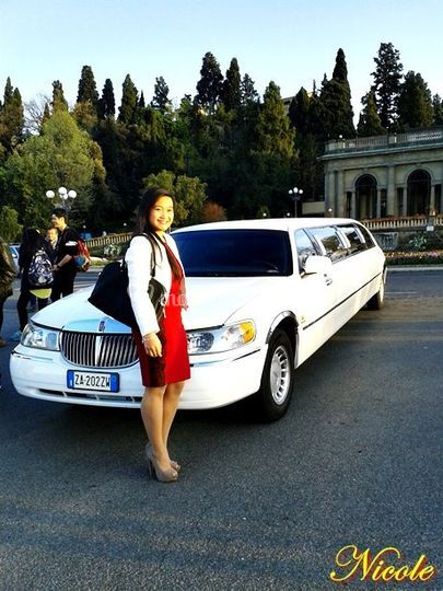 Limousine per compleanni firenze