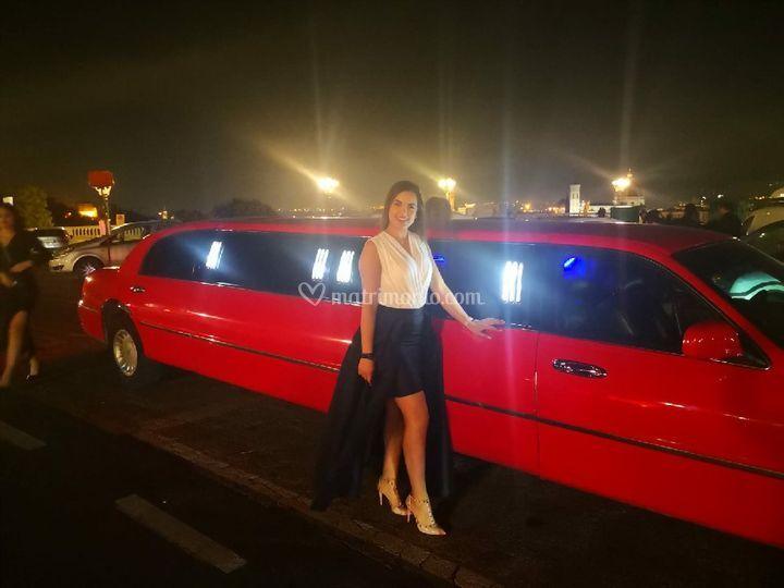 Noleggio limousine Firenze