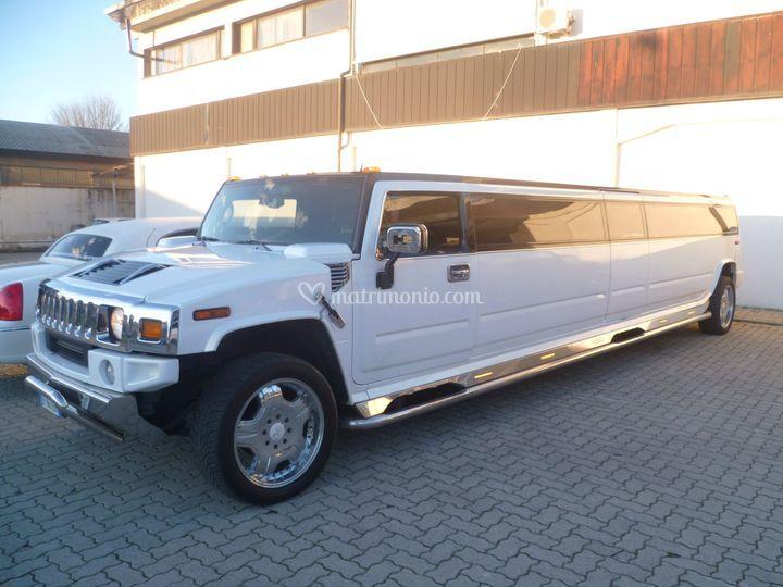 Noleggio Hummer limousine