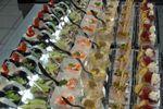Particolare buffet di Villa Lig�