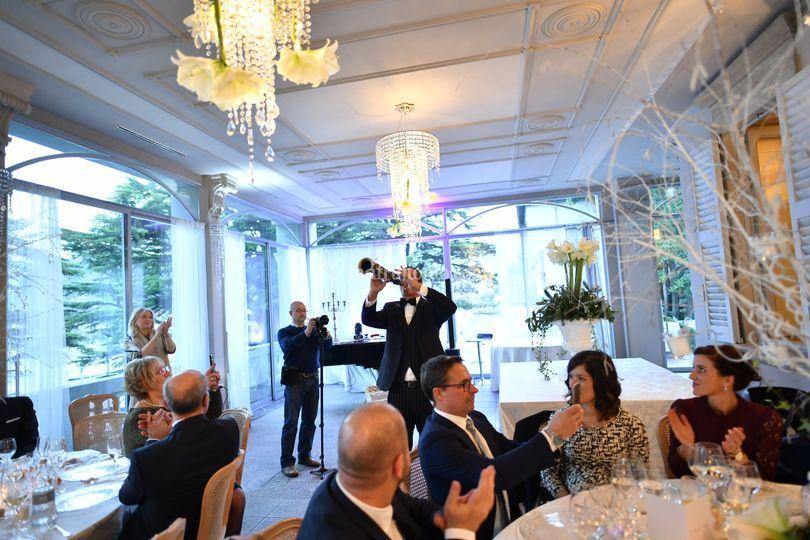 Music and dancing di Villa Giulia Rist. Al Terrazzo | Foto 22
