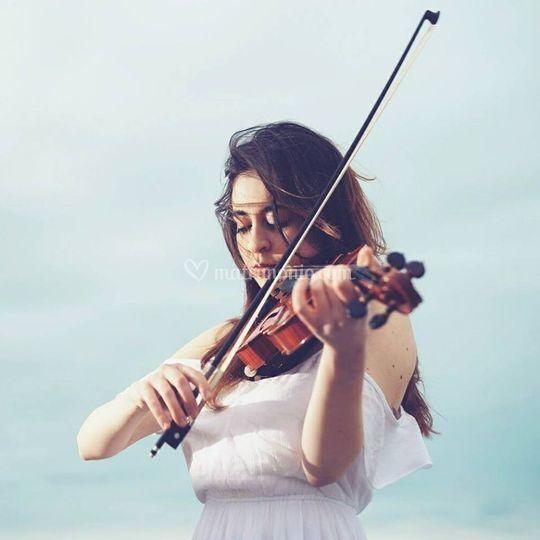 Anastasia Candeloro violinista