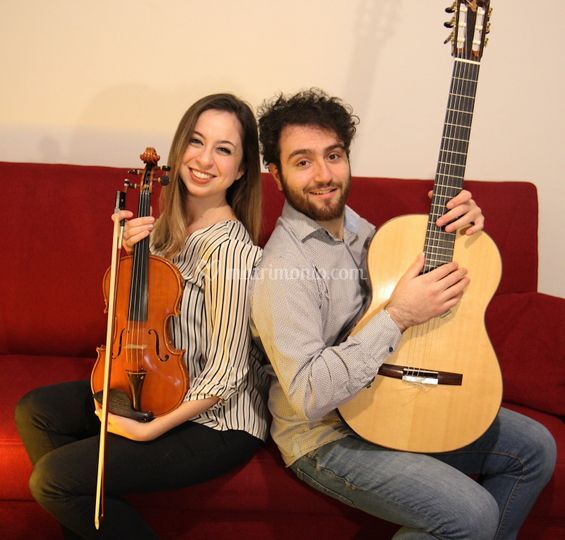 Duo violino e chitarra