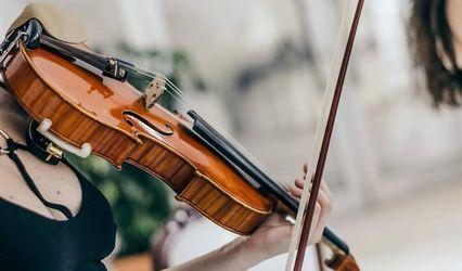 Anastasia Candeloro - Violinista 1
