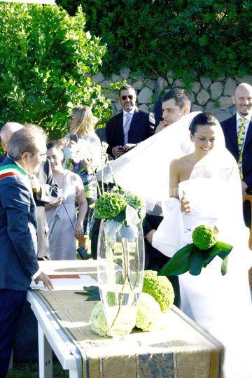 Sposa e Fiori