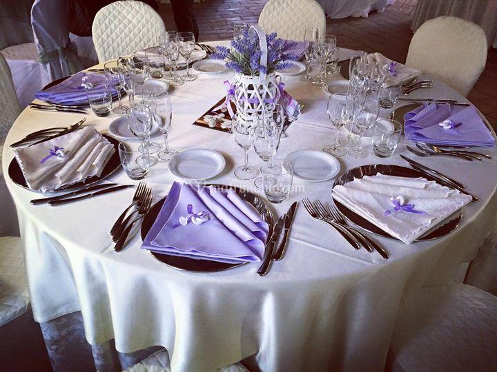 Vittoria Banqueting - Location