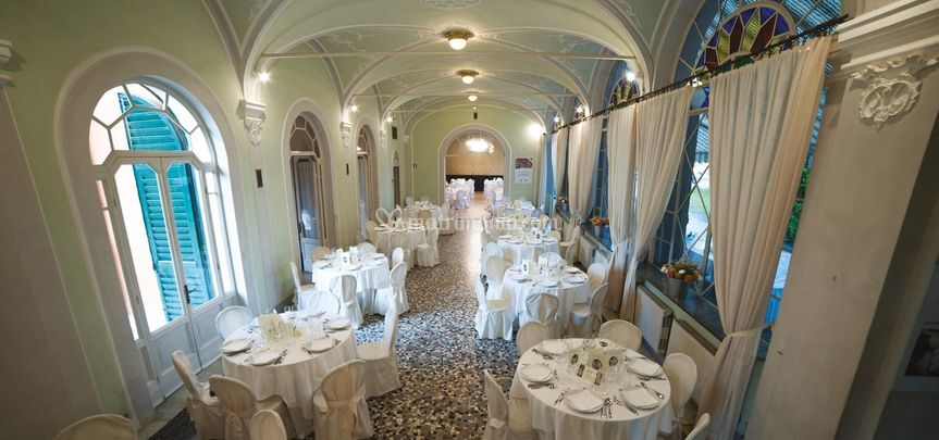 Vittoria Banqueting - Location