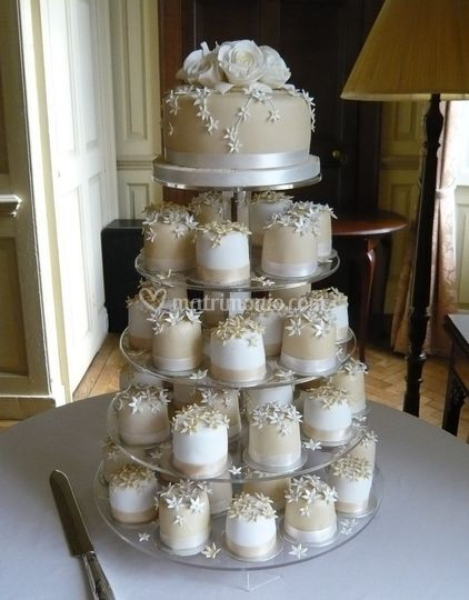 Torta e mini cakes
