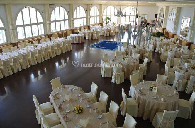 Ideale per il vostro banchetto di nozze