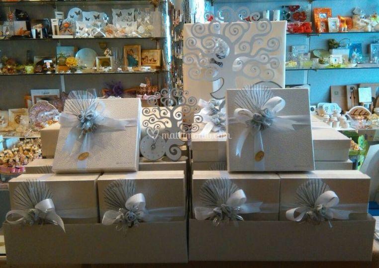 Wedding: Bianco e Argento
