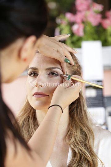Ro.At. makeup