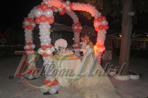 Arco sposi