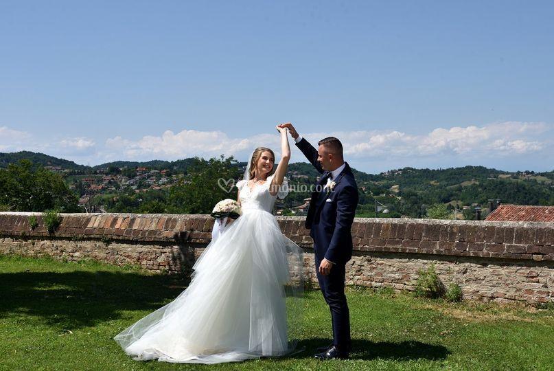 Sposi al Castello di Montaldo