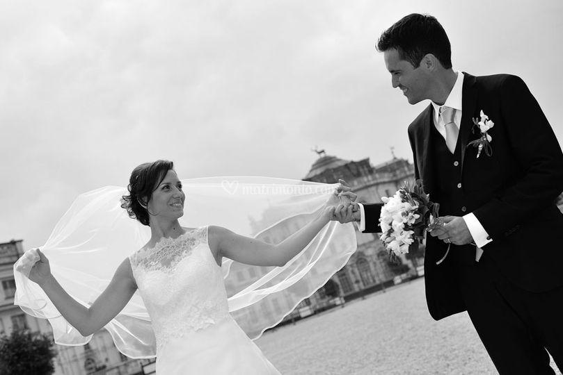 Sposi al Castello Stupinigi