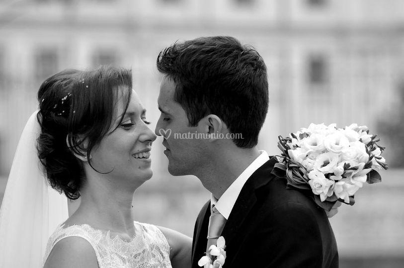 Sposi a Stupinigi di Torino