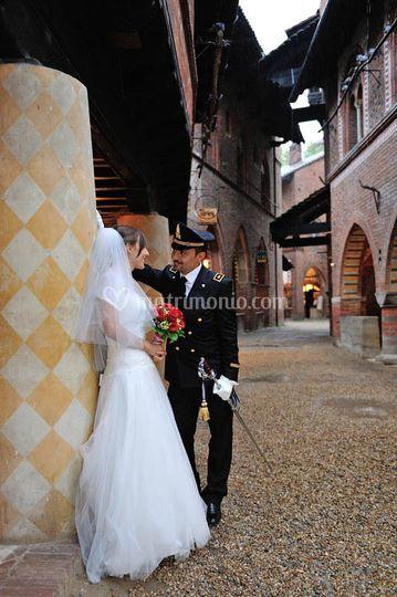 Sposi al Valentino di Torino