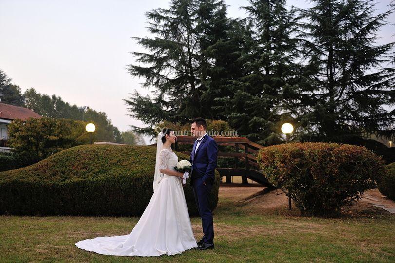 Sposi parco la Rosa D'Oro