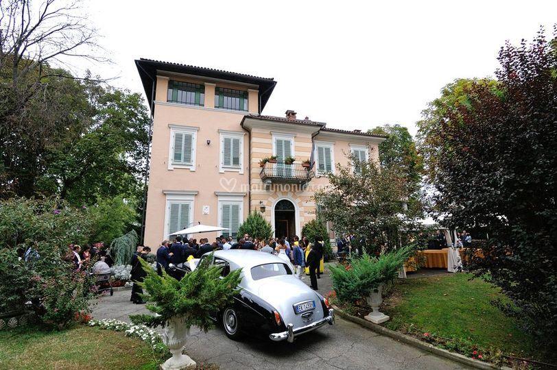 Ricevimento all'Antica Villa