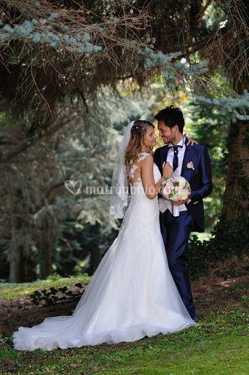 Sposi al parco Le Pigne