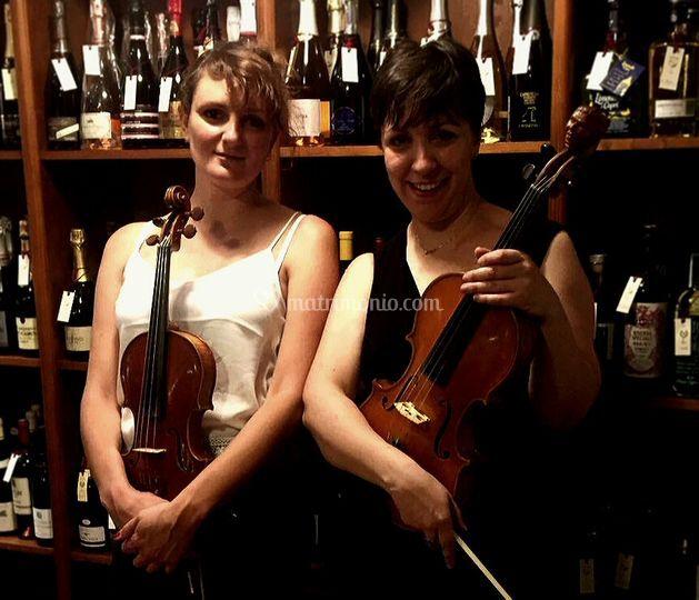 Duo violino e viola