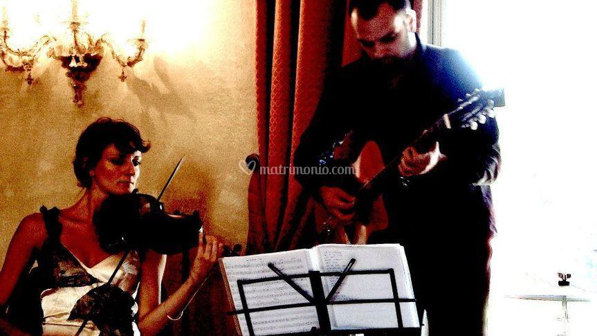 Duo con chitarra