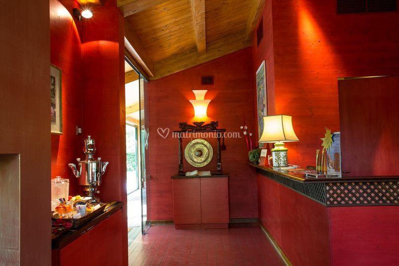 Cottage Reception