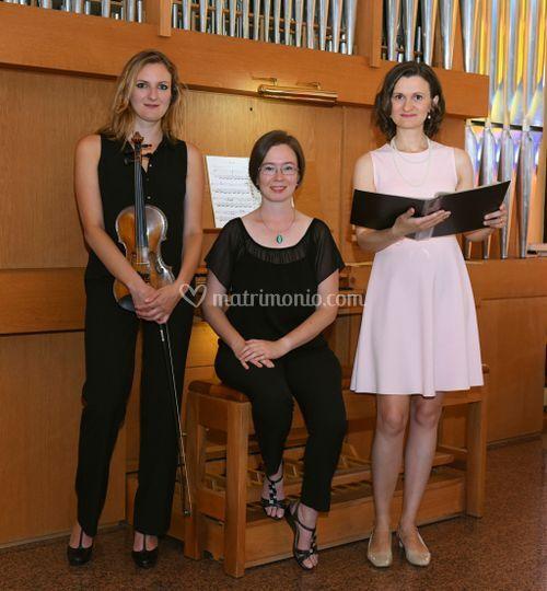 Trio con soprano