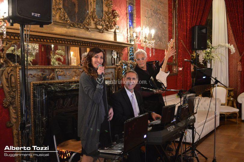 Trio a Palazzo Brancaccio