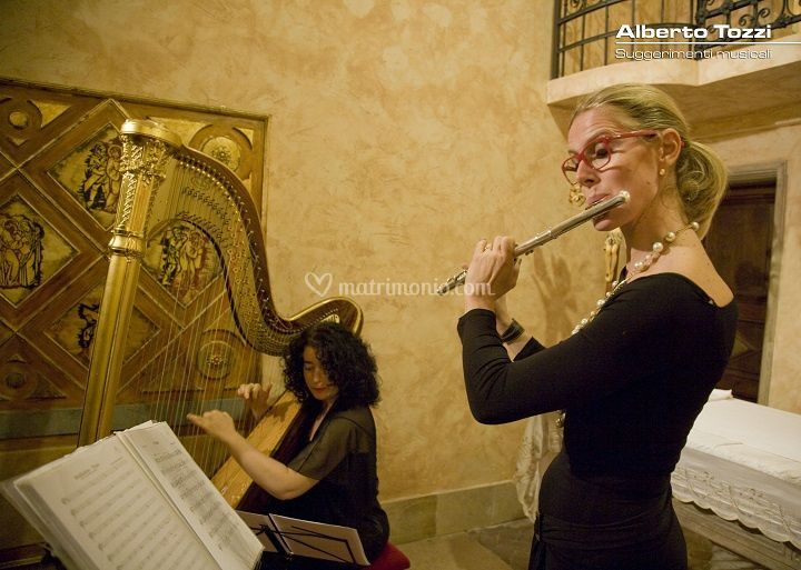 Arpa e Flauto - Castelluccia