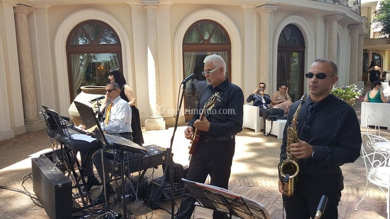 Quartetto Multigenere con Sax