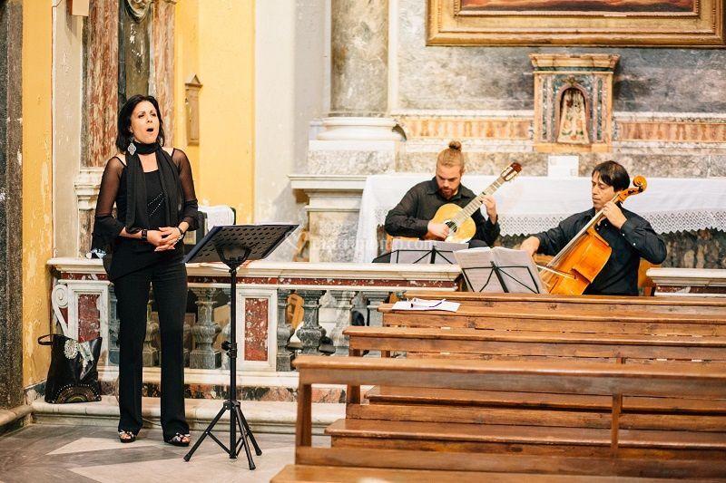 Violoncello Chitarra e Soprano
