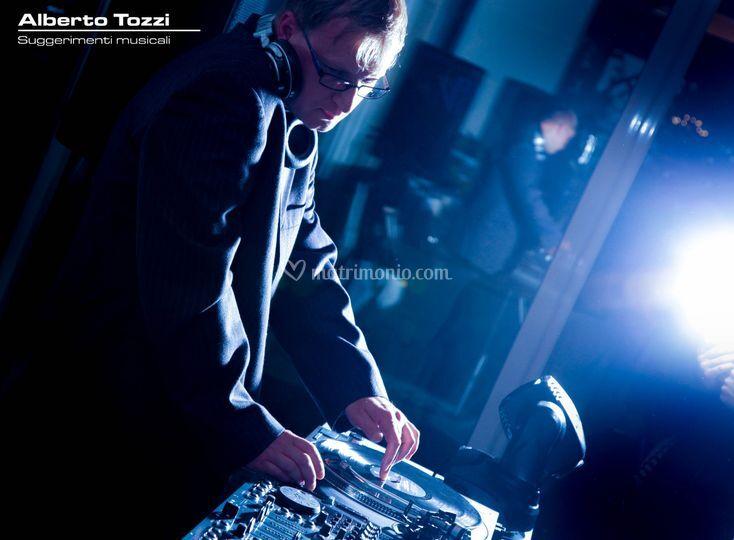 DJ Set a Villa Pocci