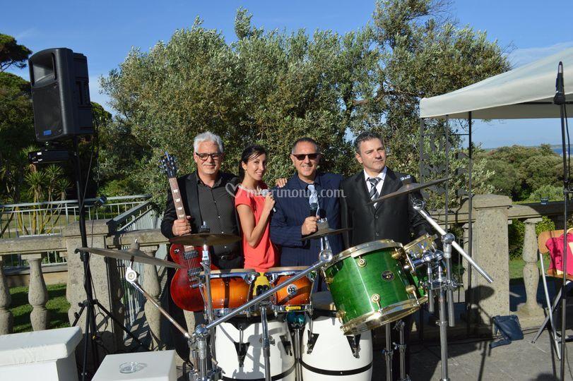 Quartetto con percussioni