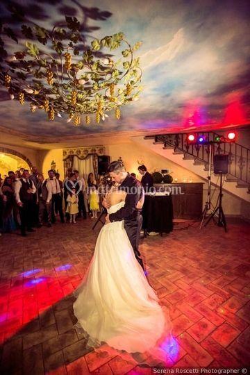 Ballo Sposi con DJ..