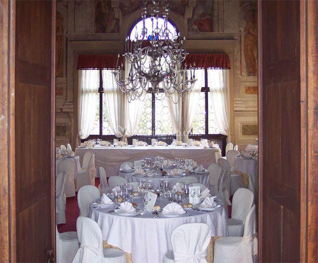 Sevizio di banqueting